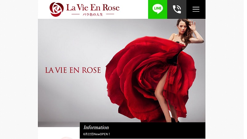 La Vie En Rose(ラヴィアンローズ)~大阪心斎橋・長堀橋・日本橋メンズエステ~